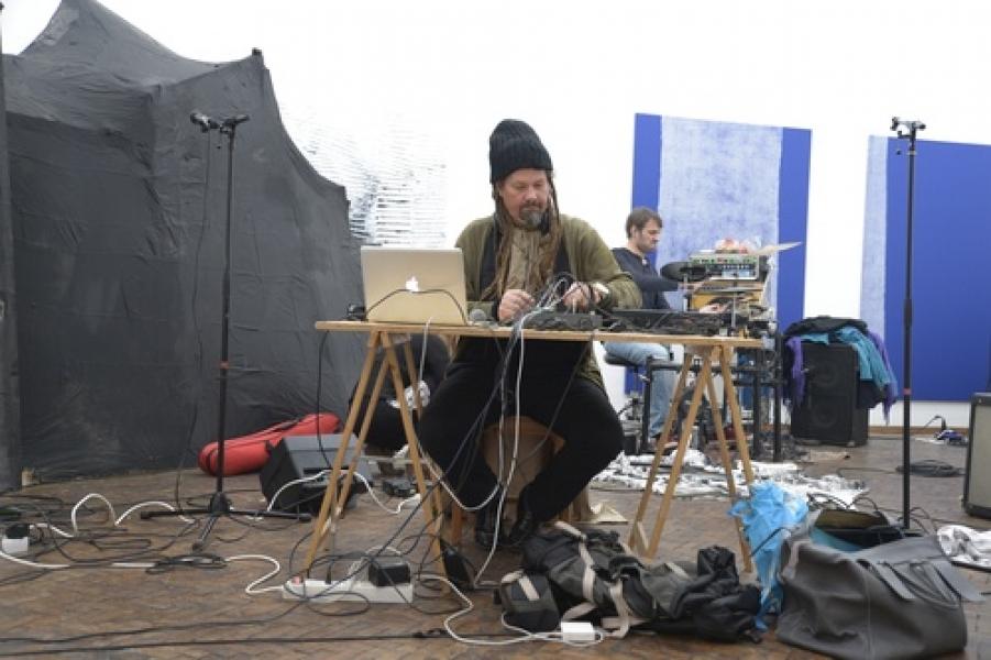 Jonas Ohlsson Electro Lecture At Garage Rotterdam De Player