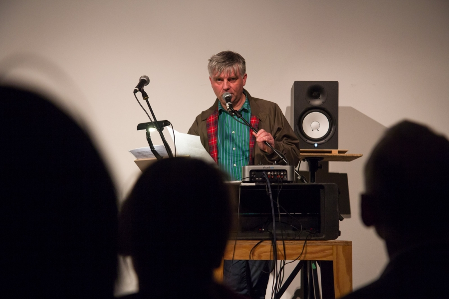 Sten Hanson Text Sound Compositions